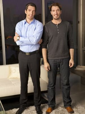 10 Amazing Secrets About HGTV's Property Brothers' Jonathan and Drew Scott--AKA Your New Crushes!: Obsessed