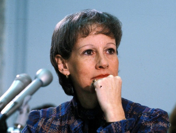 Nancy Landon Kassebaum - USA - 1978: Kassebaum represented the State of Kansas in the United States Senate from 1978 to 1997. She was the first woman ever elected to a full term in the Senate without her husband having previously served in Congress.