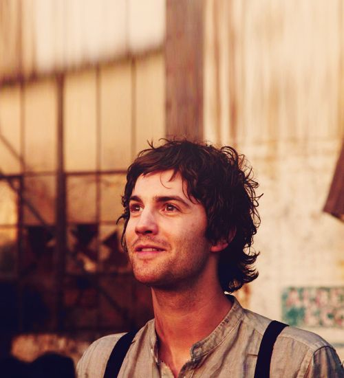 Jim Sturgess, british actor (Cloud atlas, One day, the best Offer...)