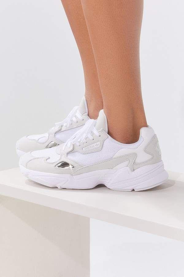 adidas Falcon Sneaker - Adidas White