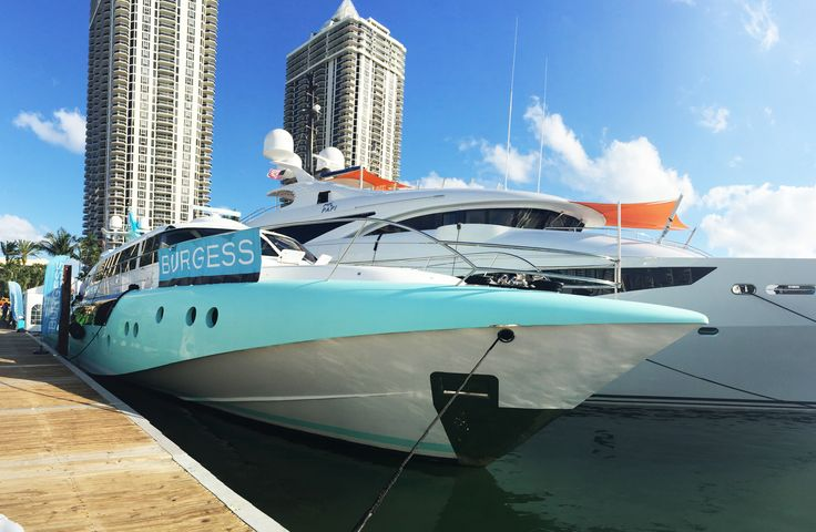 Miami Beach Boat Show 2015
