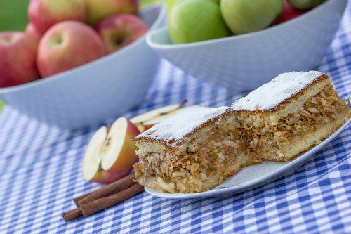 Zdravý jablečný dezert | Svět zdraví - Oficiální stránky