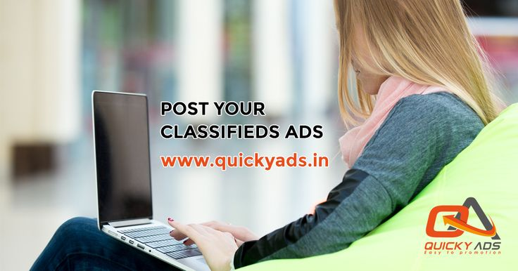 Quicky ads - Free online classified ads to sell your items around the world.  For more info -  https://goo.gl/CYsUzS   #Freeclassifiedsites #Classifiedads