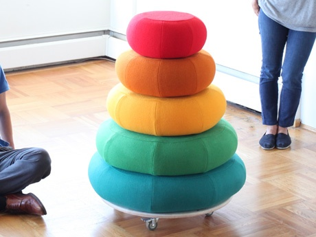 seating cushions for small places