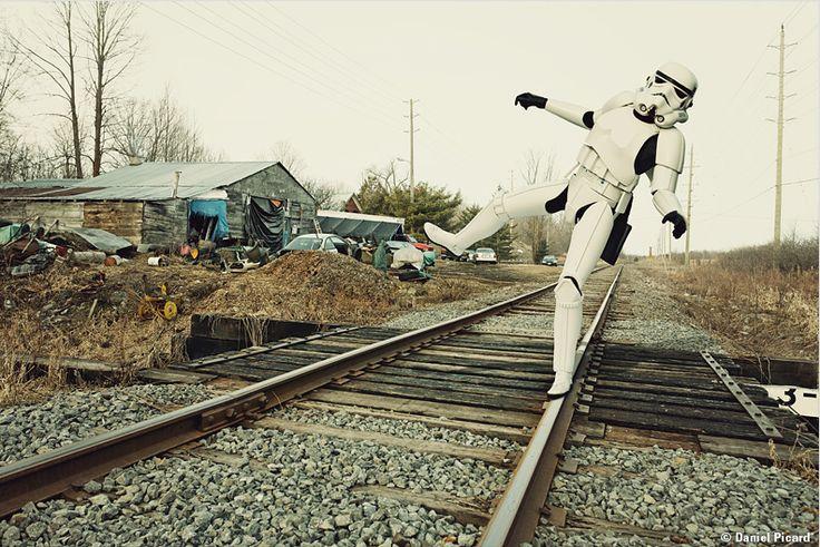 Que font les Droids dans la vraie vie? | NOVAPLANET