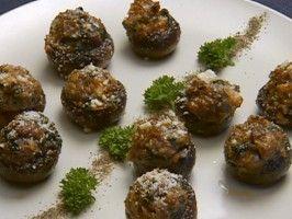 Stuffed Mushrooms from Robert Ervine