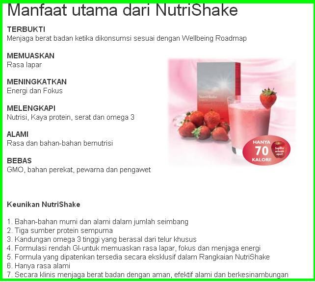 nutrishake strawberry