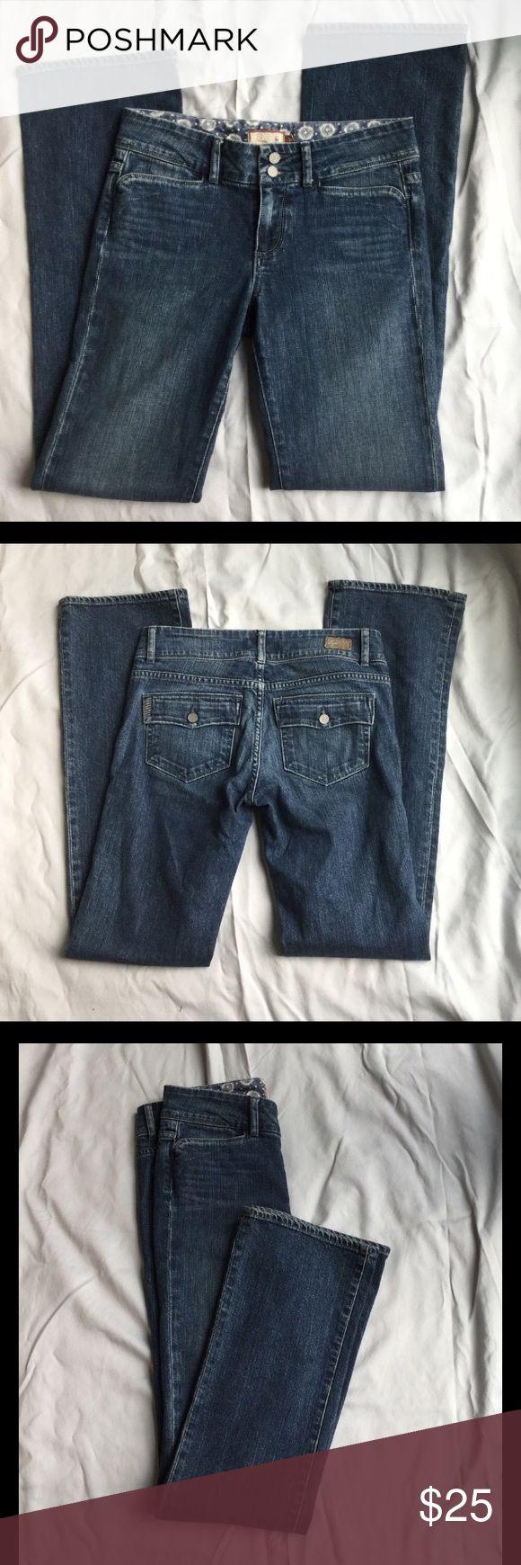 Paige Premium Denim Jeans Size 28 Like new Paige Jeans Paige Jeans Jeans Boot Cut