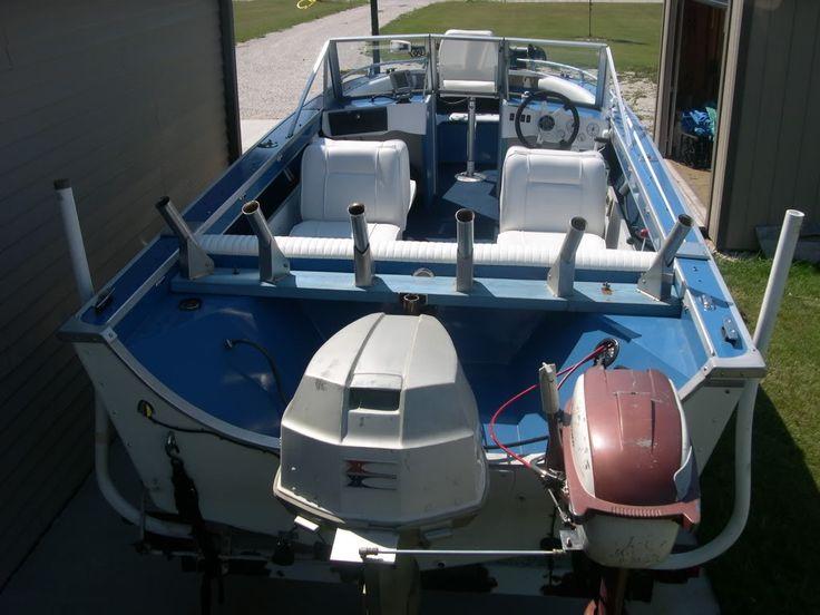 Pontoon Boat Seats For Sale >> 18' Starcraft SuperSport bowrider restoration Page: 1 ...