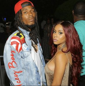 Alexis Sky Fighting Fetty Wap For Child Support Less Than One Month Delivery