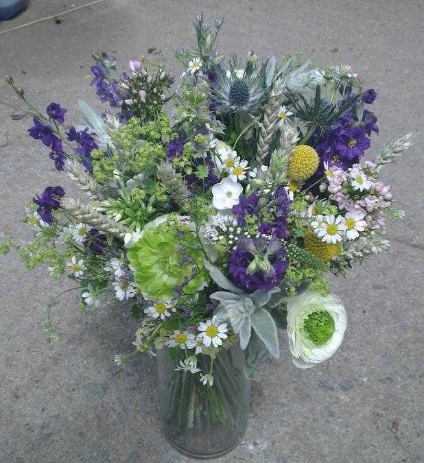 larkspur wedding bouquet - Google Search