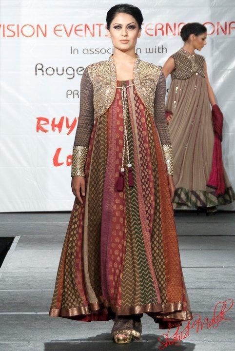 Desi dress. One of my favs.