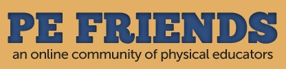 PE Friends – an online community of physical educators with lesson plans, videos…