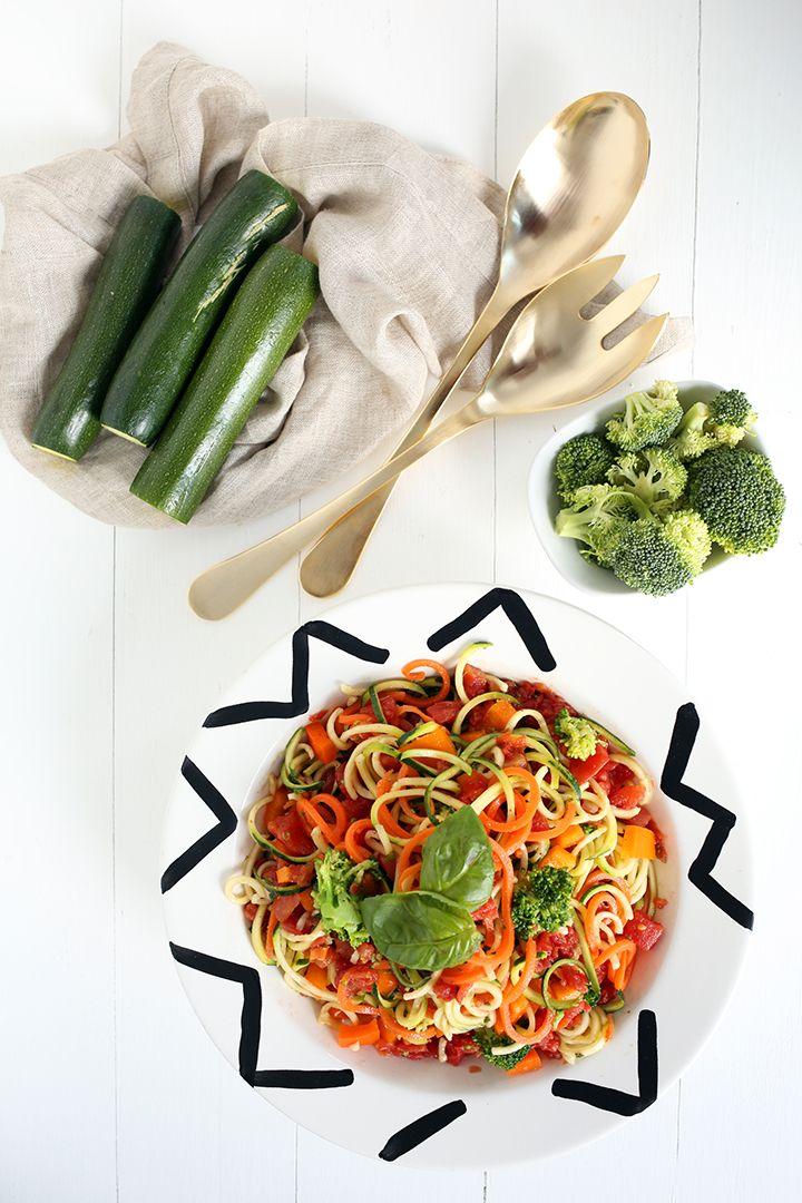 25+ best ideas about Zucchini Pasta Salads on Pinterest ...