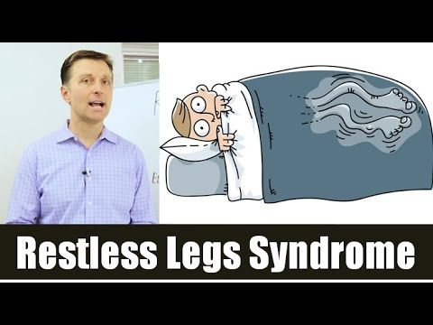 The Real Causes of Legs Syndrome (RLS)