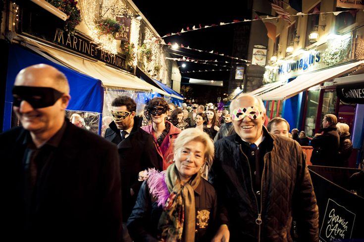 Vier de herfst in Ierland met veel culinaire- en muziekfestivals