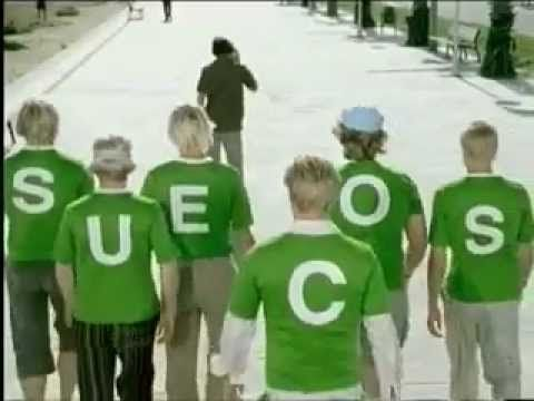 Anuncio Amena - Nos hacemos los Suecos