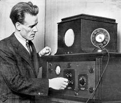 1927 – The first fully electronic television system is achieved by Philo Taylor Farnsworth.   philo farnsworth