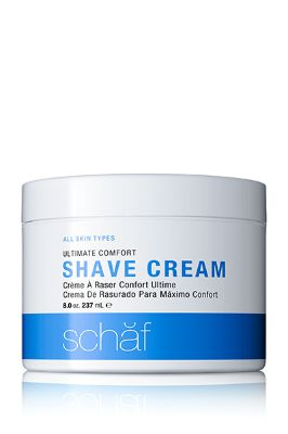 Ultimate Comfort Shave Cream from Thresherman