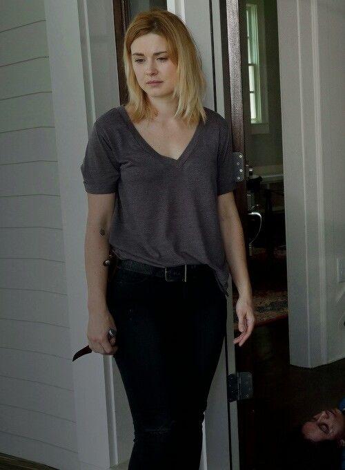 """The Walking Dead Season 6 Episode 5 """"Now"""" Jessie"""
