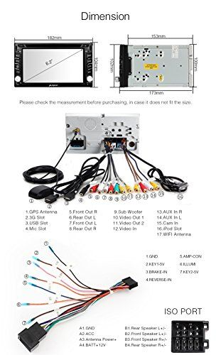 0e407809341ea33c79d4fbc5392ef6a6 backup camera quad best 25 double din car stereo ideas on pinterest 2013 jeep Koolertron Backup Camera Installation Diagram at bakdesigns.co