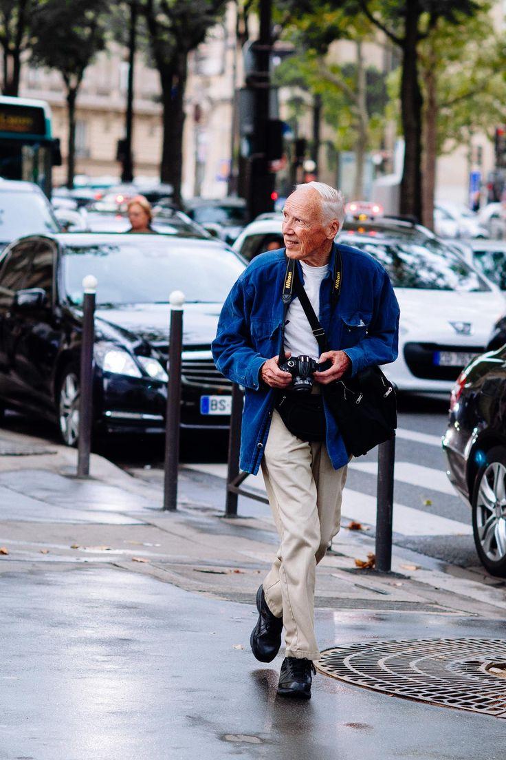 BILL CUNNINGHAM | Citizen Couture