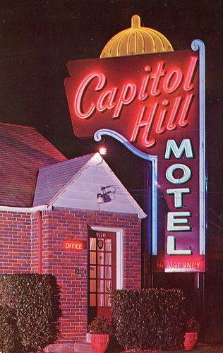 Capitol Hill Motel, Portland OR