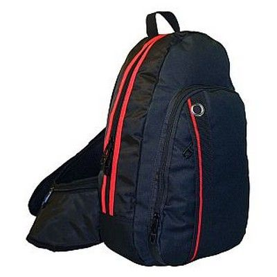 Underground Custom Sling Backpack Min 25 - Bags - Backpacks/Sling Bags - DH-B422A - Best Value Promotional items including Promotional Merchandise, Printed T shirts, Promotional Mugs, Promotional Clothing and Corporate Gifts from PROMOSXCHAGE - Melbourne, Sydney, Brisbane - Call 1800 PROMOS (776 667)