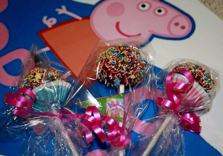 Cake pop trial