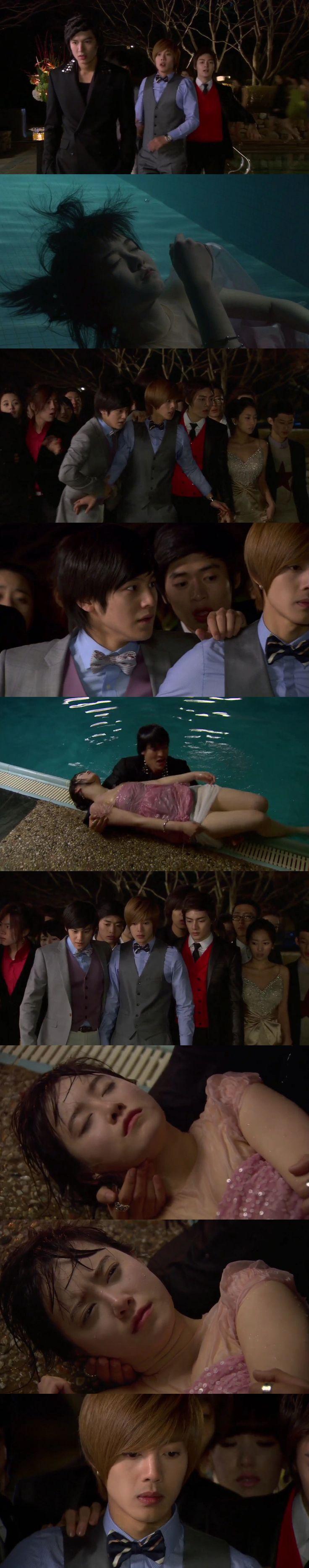Boys Over Flowers, Ku Hye Sun, Kim Hyun Joong, Lee Min Ho, Kim Bum, Kim Joon #KDrama