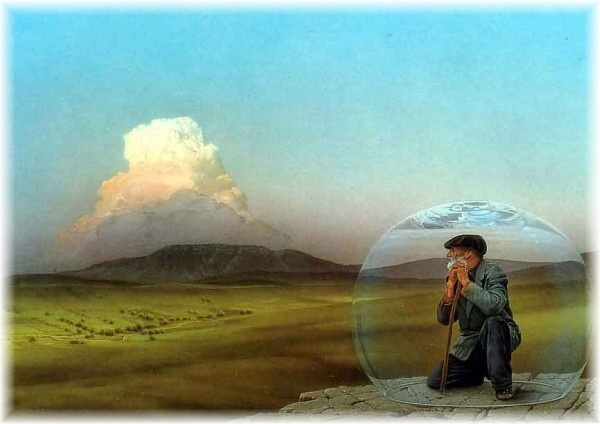 """Ruhe im Land"" - Hans-Werner Sahm"