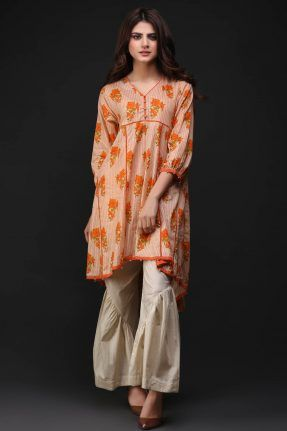 Warda Latest Summer Dresses Printed & Embroidered Collection 2018-19