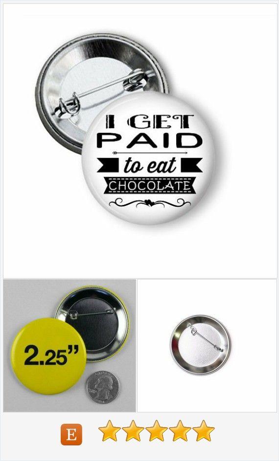Dove Chocolate Discoveries Chocolatier direct sales marketing pinback #Chocolatier #dove #pinbackbuttons