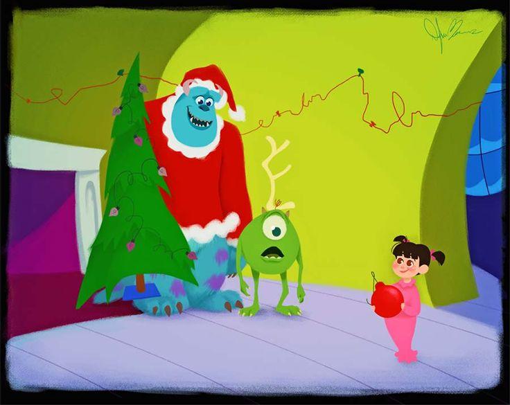 Pra confirmar que o Natal chegou mesmo, só falta escutar Simone (alô mãe!) e ligar a TV pra assistir algum filme tradicional da época na Sessão da Tarde, haha.Inspirado pelo momento de magia natalina, o artistaDylan Bonner resolveu ilustrar alguns personagens Disney em filmes clássicos de Natal! Os desenhos são todos uma graça, o traço de Dylan é super fofo e até meio infantil. Apesar de não conhecer todos os...