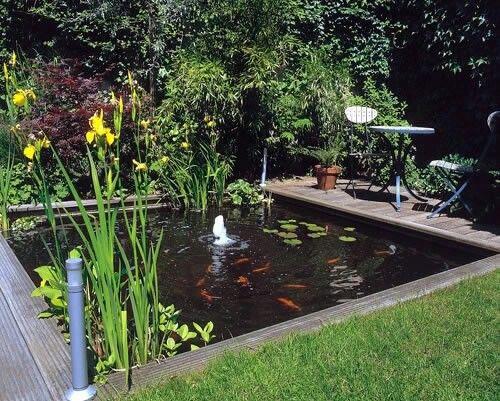 M s de 25 ideas incre bles sobre peque os estanques de for 40 nuevos disenos de pequenos jardines
