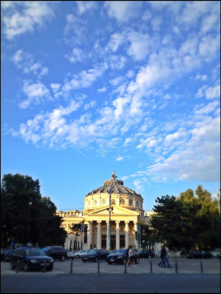 Ateneu. Bucuresti