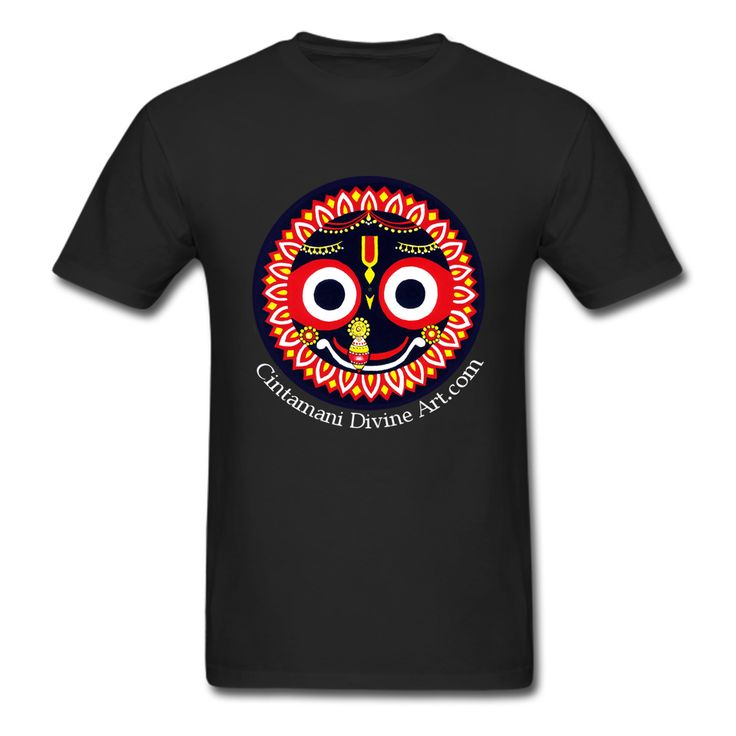 Jagannātha T-Shirt - Cintamani Divine Art-https://cintamanidivineart.com/product/jagannatha-t-shirt/