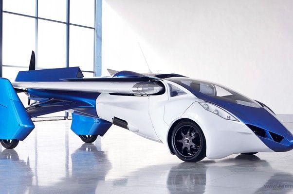 Carro voador pode chegar ao mercado em 2017 (Foto: Divulgação) http://bit.ly/carro_voador