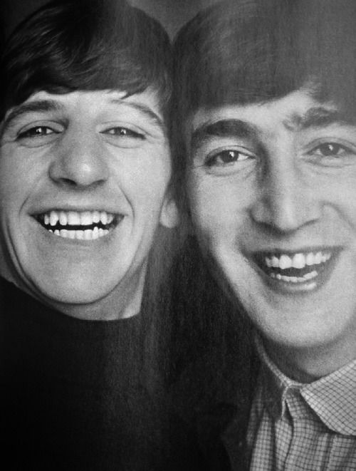 """""""Ringo is Ringo, that's all there is to it. And he's every bloody bit as warm, unassuming, funny, and kind as he seems. He was quite simply the heart of the Beatles."""" – John Lennon"""