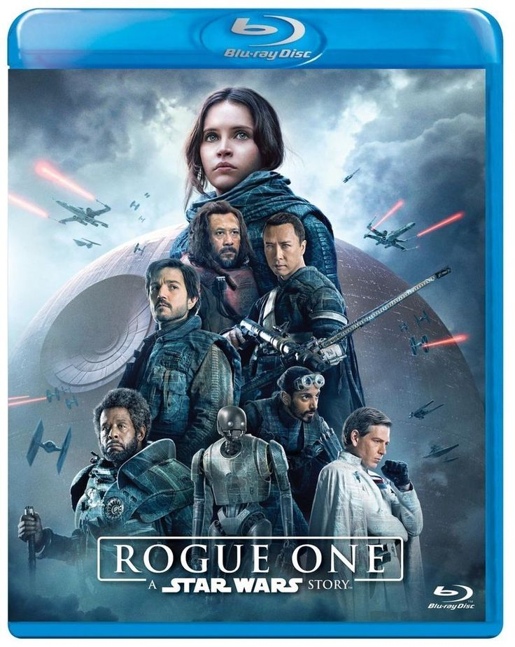 Rogue One - A Star Wars Story - 2 Blu-Ray   Nuovo disponibile https://goo.gl/hcW1Zs