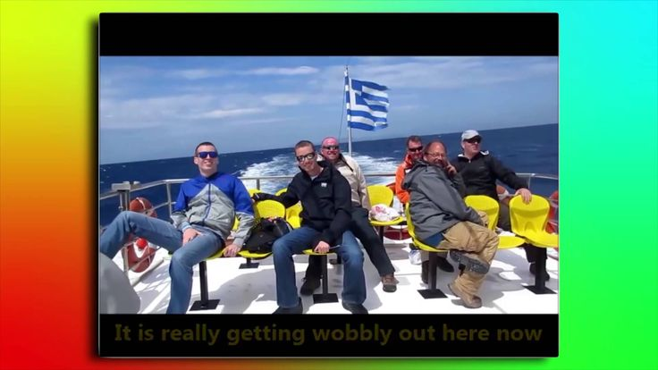 Greece & Athens: In the Steps of The Master Tour Part 1- Video Diary