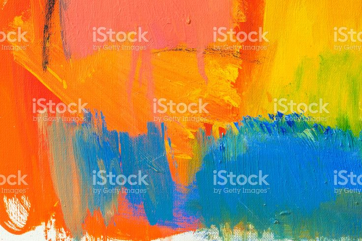 Abstract painted red green and blue art backgrounds. royalty-free stock photo