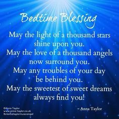 Good night my angel sister's. Be blessed in Jesus.Love you so much.Saying a prayer for you.