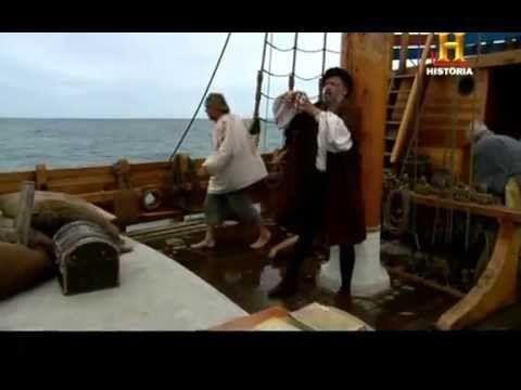 El Ultimo Viaje de Cristobal Colon ( 1 y 2) 2007 (Documental C Historia).