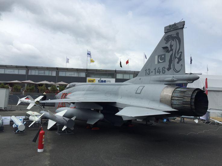 JF 17 Thunder!