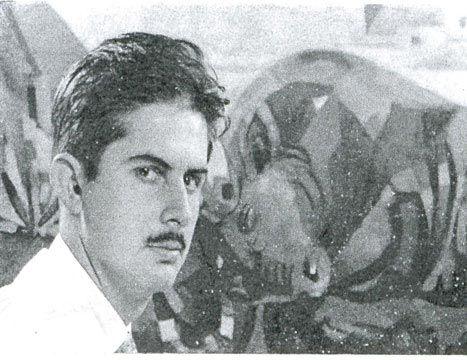 Fernando Botero, 1956