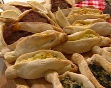 Recetas | Cocineros Argentinos - Empanadas - Empanada árabe, una rica tradición para llevar a tu mesa.