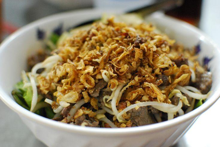 Bun Bo Nam Bo.. my fave Vietnamese dish:))
