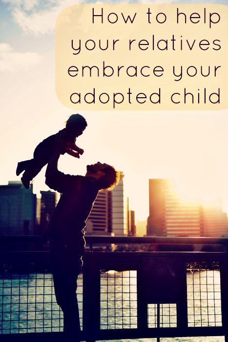 Tips to help your extended family wrap around your #adopted child. Great ideas.
