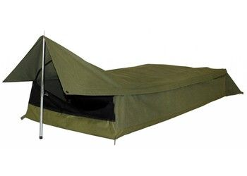Darche Nomad 1400 DOUBLE Traditional Canvas Swag. for our bed in the poptop